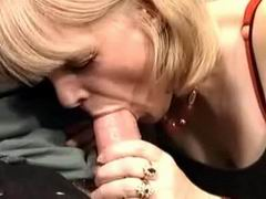 Crasy and cute mature get sex