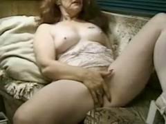 Hot porn video with old ladies