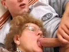 Kinky mature porn action