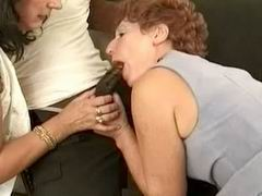 Porn with old woman