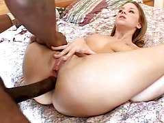 Cute Babe Gets Her Ass Drilled In Anal Sex Deed By Brown Cock